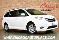 2011_Toyota_Sienna_XLE - 1 OWNER V6 BACKUP CAM HEATED SEATS 3RD ROW WOOD GRAIN TRIM_ Bensenville IL