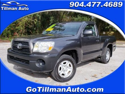 2011_Toyota_Tacoma_Regular Cab Auto 2WD_ Jacksonville FL