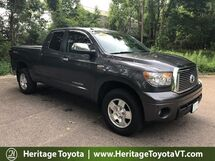 2011 Toyota Tundra Limited TRD Off-Road South Burlington VT