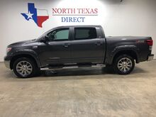 2011_Toyota_Tundra SR5 4WD TSS CrewMax Leather Bed Cover Great Tires Chrome Wheels__ Mansfield TX