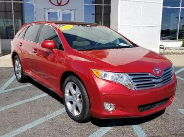 2011_Toyota_Venza_4dr Wgn V6 FWD_ Muncie IN