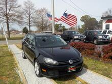 2011_VOLKSWAGEN_JETTA_TDI SPORTWAGEN, BUYBACK GUARANTEE, WARRANTY, LEATHER, BLUETOOTH, SUNROOF, ONLY 1 OWNER!!!!_ Norfolk VA
