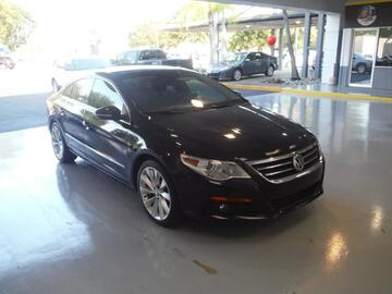 Volkswagen CC 4dr Sdn Lux Limited 2011