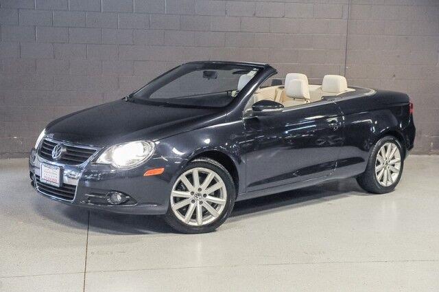 2011_Volkswagen_Eos Komfort_2dr Convertible_ Chicago IL