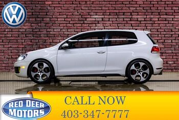 2011_Volkswagen_Golf GTI_2 Door Manual Leather Roof_ Red Deer AB