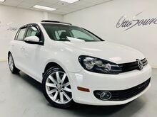 2011_Volkswagen_Golf_TDI_ Dallas TX