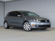 2011_Volkswagen_Golf_TDI_ Kansas City KS