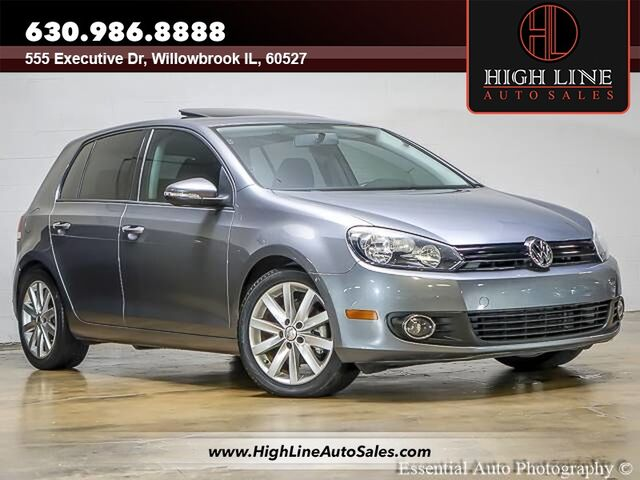 2011 Volkswagen Golf TDI Willowbrook IL