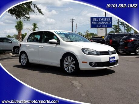 2011_Volkswagen_Golf_TDI_ Wilmington NC