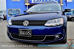 2011_Volkswagen_Jetta Sedan_TDI / 2.0L Turbo Diesel / Automatic / Heated Leather Seats / Navigation / Sunroof / Bluetooth / Cruise Control / 42 MPG / 1-Owner_ Anchorage AK