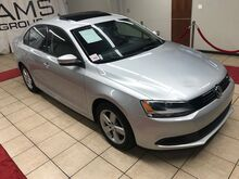 2011_Volkswagen_Jetta_TDI AUTOMATIC,LEATHER AND SUNROOF_ Charlotte NC