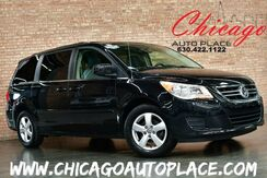 2011_Volkswagen_Routan_SEL - 3.6L V6 ENGINE FRONT WHEEL DRIVE NAVIGATION SYSTEM BACKUP CAMERA GRAY LEATHER HEATED SEATS POWER FOLDING 3RD ROW POWER SLIDING DOORS DUAL LCD/DVD REAR ENTERTAINMENT SYSTEM SUNROOF BLUETOOTH_ Bensenville IL