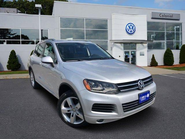 2011 Volkswagen Touareg 4dr TDI Lux *Ltd Avail* Westborough MA