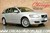2011 Volvo V50 T5 - 2.5L TURBOCHARGED I5 ENGINE TAN LEATHER POWER SEATS SUNROOF XENONS CLIMATE CONTROL PREMIUM ALLOY WHEELS