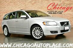 2011_Volvo_V50_T5 - 2.5L TURBOCHARGED I5 ENGINE TAN LEATHER POWER SEATS SUNROOF XENONS CLIMATE CONTROL PREMIUM ALLOY WHEELS_ Bensenville IL