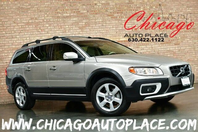 2011 Volvo XC70 3.2L AWD - 1 OWNER ALL WHEEL DRIVE TAN LEATHER HEATED SEATS SUNROOF POWER ...