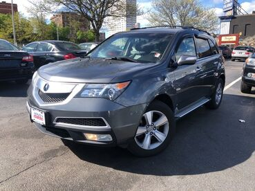 2012_Acura_MDX__ Worcester MA