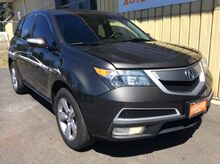 2012_Acura_MDX_6-Spd AT_ Spokane WA