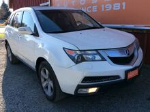 2012_Acura_MDX_6-Spd AT w/Tech Package_ Spokane WA