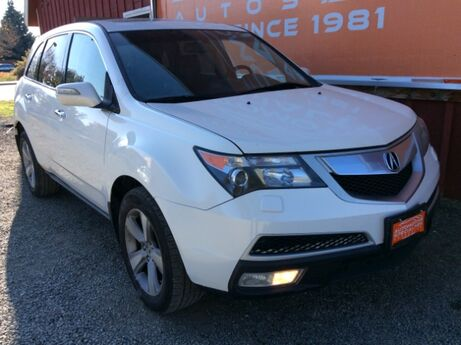 2012 Acura MDX 6-Spd AT w/Tech Package Spokane WA