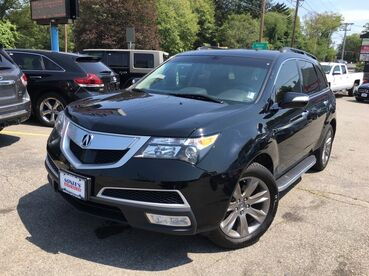 2012_Acura_MDX_Advance Pkg_ Worcester MA