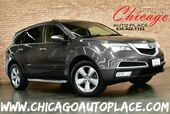 2012 Acura MDX SH-AWD Tech/Entertainment Package 3.7L VTEC V6 ENGINE 1 OWNER ALL WHEEL DRIVE NAVIGATION BACKUP CAMERA BLACK LEATHER HEATED SEATS SUNROOF 3RD ROW