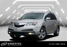 Acura MDX SH-AWD V6 Roof Leather Backup Camera. 2012
