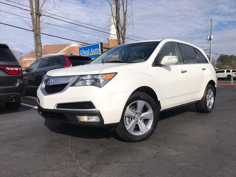 2012 Acura MDX SH-AWD w/Tech w/RES Raleigh NC