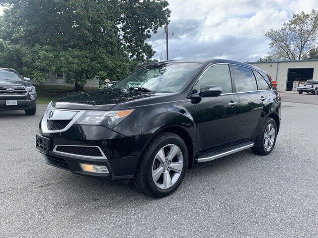 2012 Acura MDX Tech Pkg Richmond VA