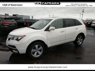 2012 Acura MDX Technology Watertown NY