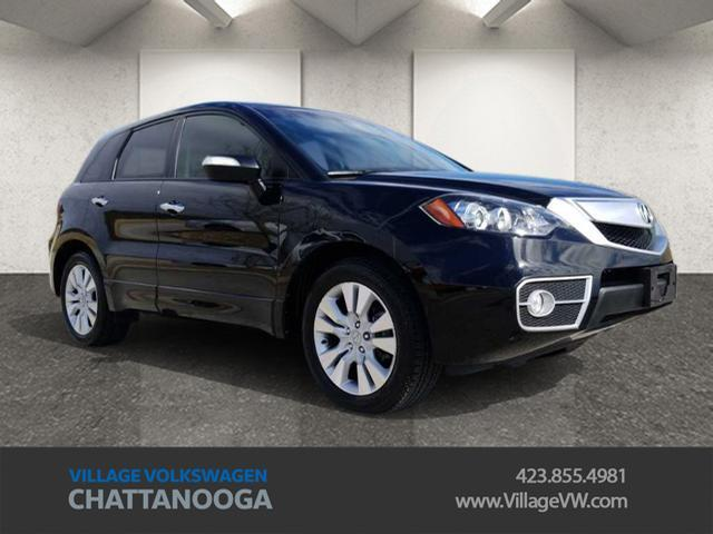 Acura Of Chattanooga >> Pre Owned Acura Rdx Chattanooga Tn