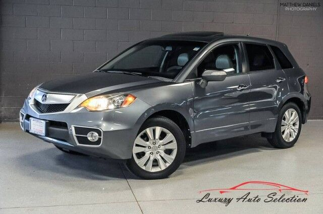 2012_Acura_RDX Tech Package AWD_4dr SUV_ Chicago IL
