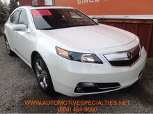 2012_Acura_TL_6-Speed AT SH-AWD with Tech Package and HPT_ Spokane WA