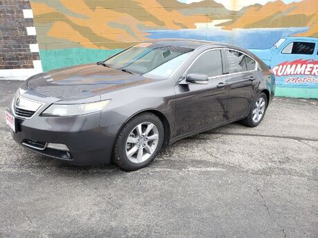 2012 Acura TL 6-Speed AT with Tech Package Saint Joseph MO