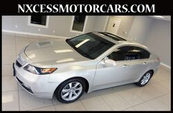 2012_Acura_TL_AUTO LEATHER ROOF HEATED SEATS CLEAN CARFAX._ Houston TX