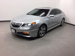 Acura TL Advance Auto 2012