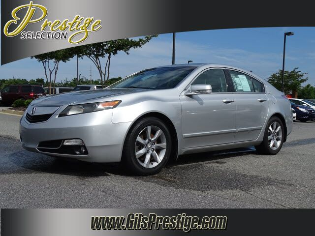 2012 acura tl w tech columbus ga 24807712