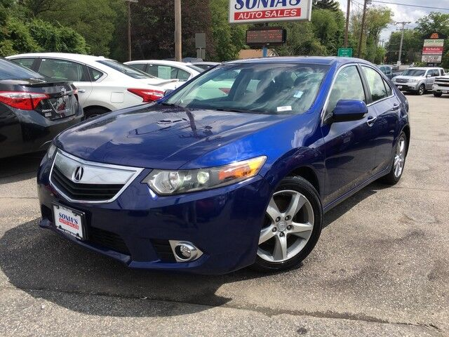 Acura TSX Worcester MA - Acura tsx for sale in ma