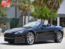 Aston Martin V8 Vantage Convertible  2012