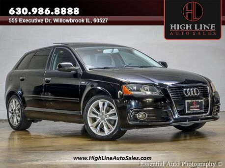 2012_Audi_A3_2.0 TDI Premium_ Willowbrook IL