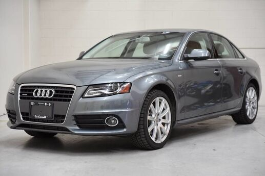 2012 Audi A4 2.0T Premium Plus Englewood CO