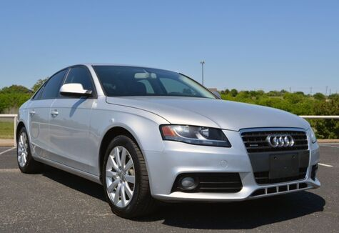 2012_Audi_A4_Quattro 2.0T Premium_ Fort Worth TX