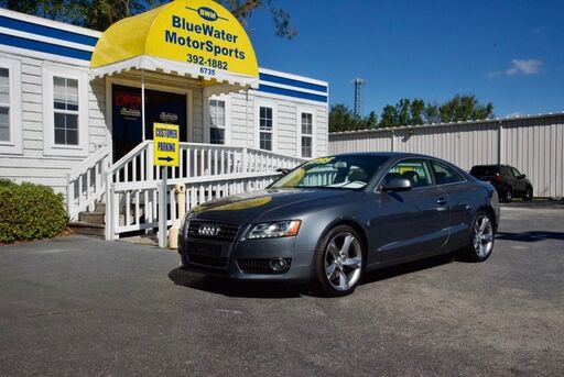 2012_Audi_A5_2.0T Premium Plus_ Wilmington NC