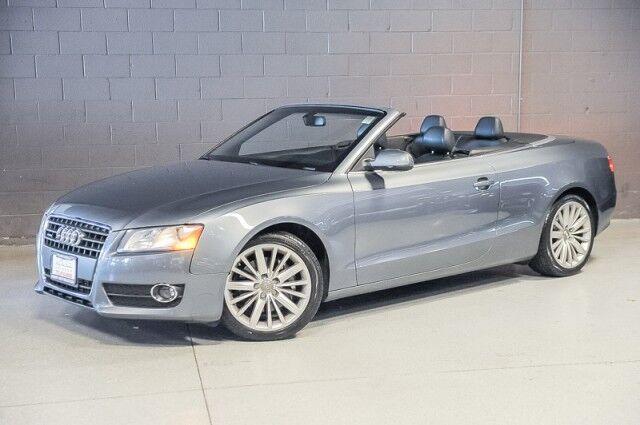 2012 Audi A5 2.0T Quattro Premium 2dr Convertible Chicago IL