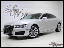 2012_Audi_A7_3.0 Premium Plus 1 Owner Cold Weather Pkg_ Villa Park IL
