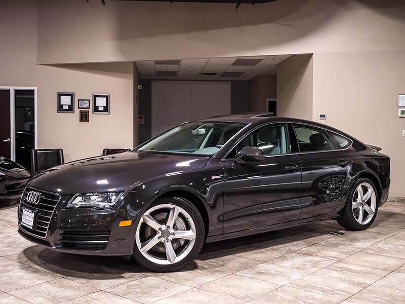 2012_Audi_A7 3.0 Premium Plus_Sedan_ Chicago IL