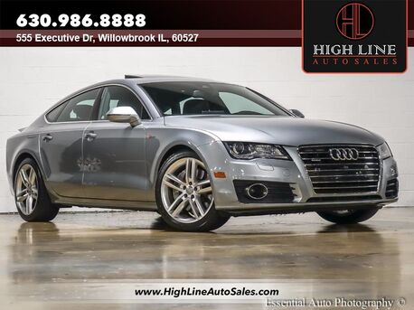 2012_Audi_A7_3.0 Premium Plus_ Willowbrook IL