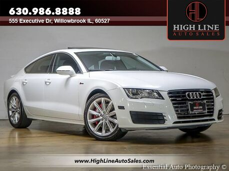 2012_Audi_A7_3.0 Prestige_ Willowbrook IL