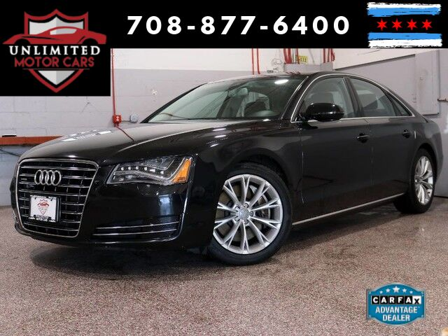 2012 Audi A8 AWD Bridgeview IL
