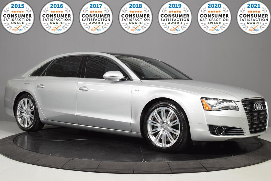 2012_Audi_A8 L__ Glendale Heights IL